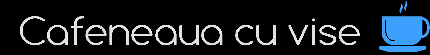 Cafeneaua cu Vise Logo